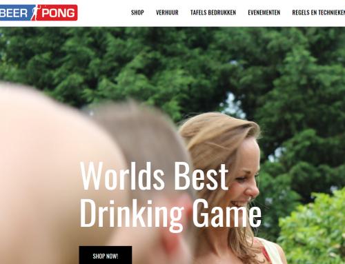 Beerpong Europe Webshop